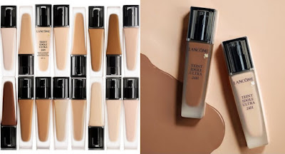 40 Shades of Liquid Foundation