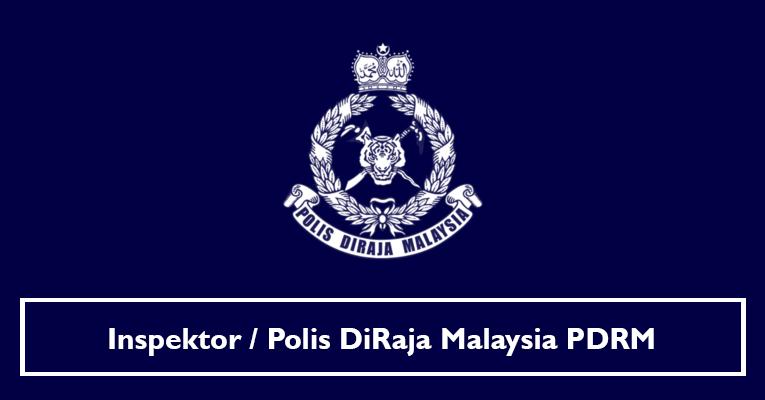 Inspektor YA13 / Polis DiRaja Malaysia PDRM