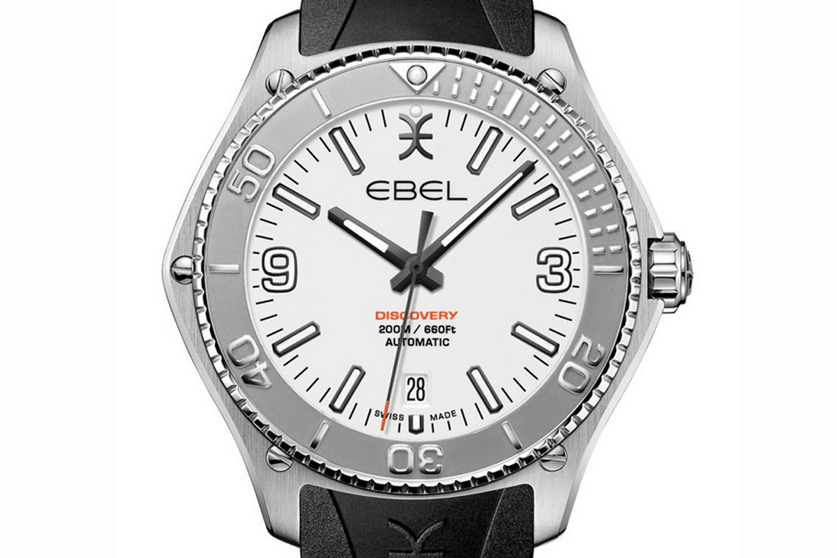 EBEL's newest Discovery 200m EBEL%2BDiscovery%2B200m