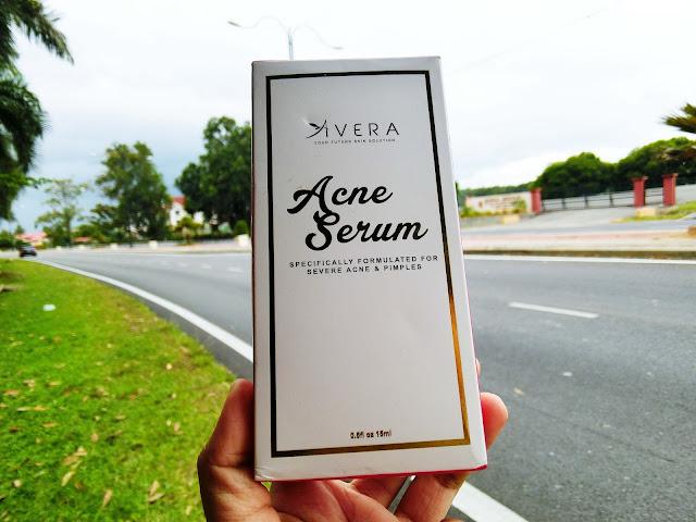 Avera Acne Serum Untuk Rawat Kulit Berjerawat