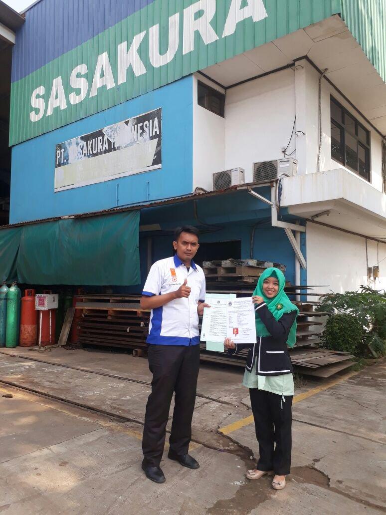 Info Terbaru Lowongan Kerja 2019 | PT. Sasakura Indonesia kawasan industri PULOGADUNG