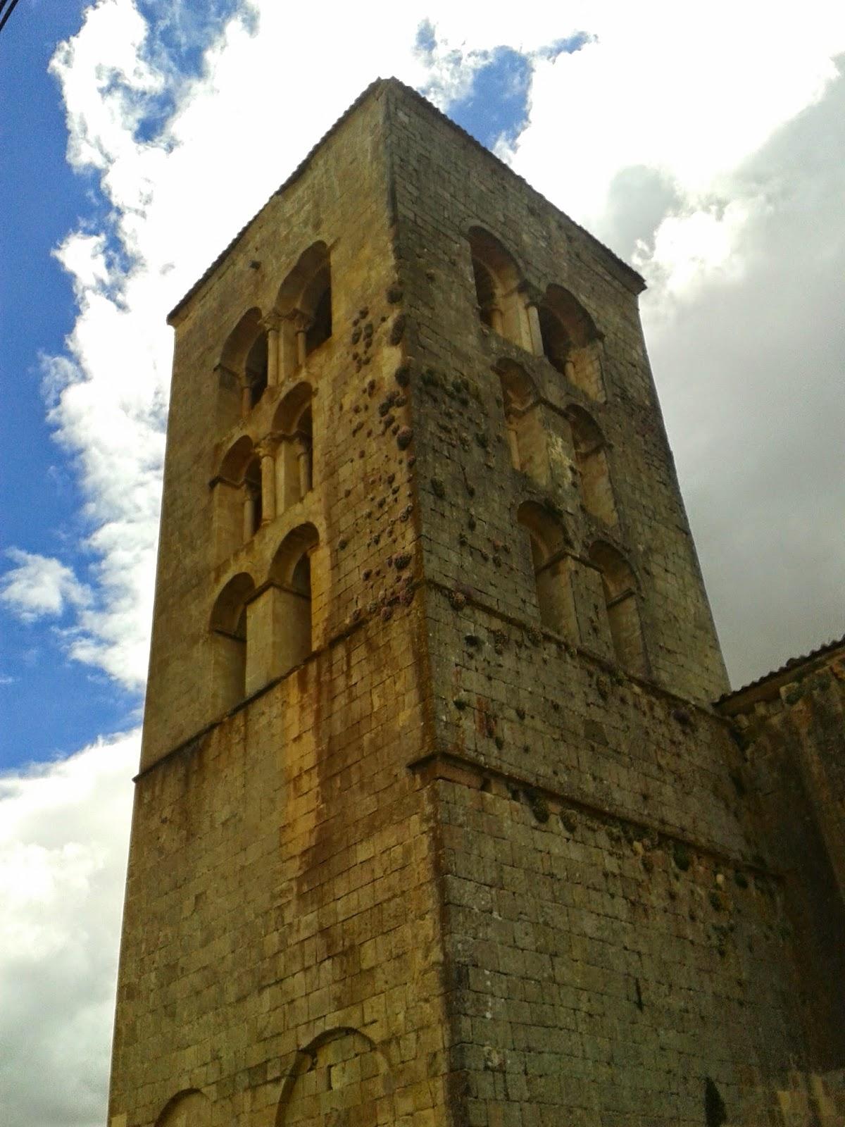 Torre de la Iglesia de El Salvador