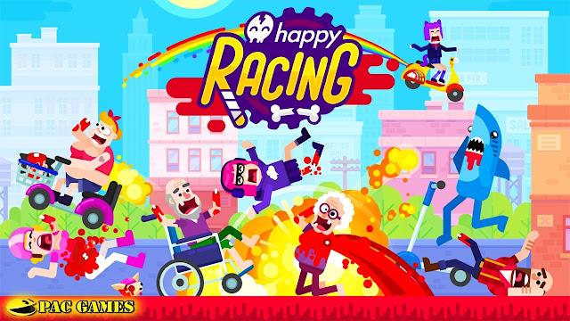 تحميل لعبة السباق Happy Racing للموبايل الاندرويد برابط مباشر apk مجانا