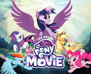 The Art of My Little Pony: The Movie Book