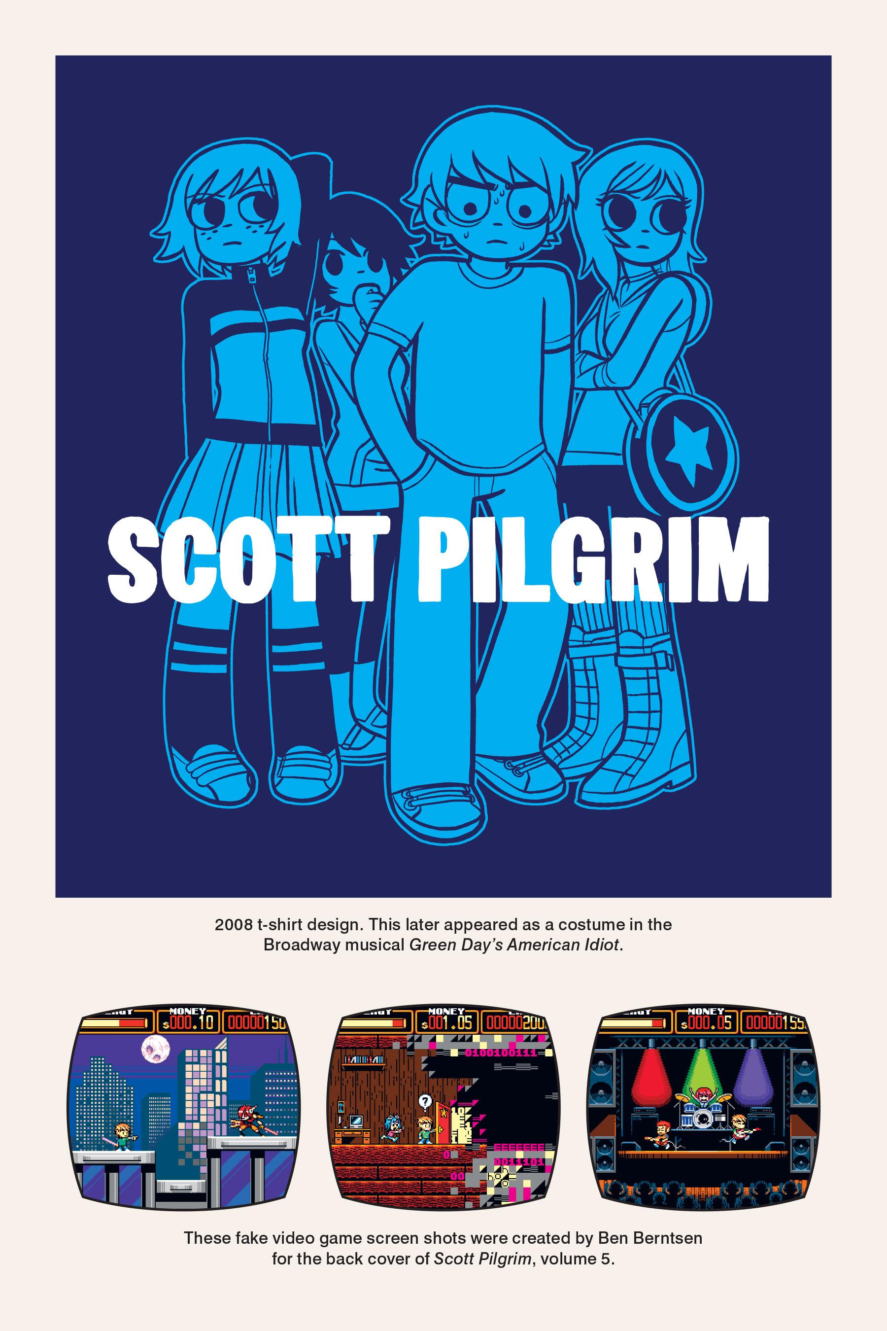 Read online Scott Pilgrim comic -  Issue #5 - 192
