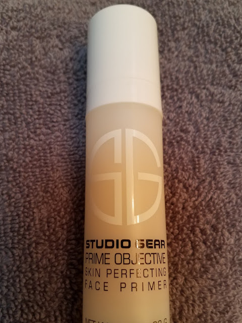 Studio Gear Prime Objective Skin Perfecting Face Primer Review and Discount Code