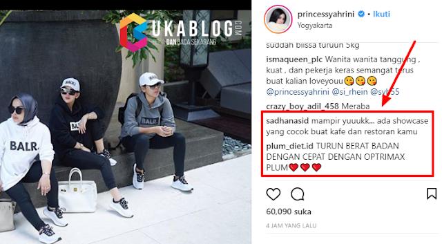 Sukses Berjualan di Instagram