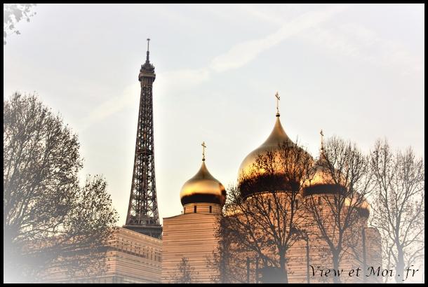 domes dorés sainte trinité