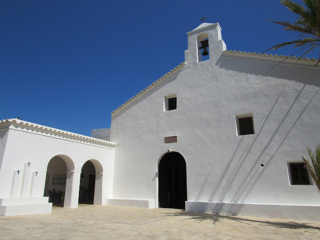 Iglesia de Sant Vicent. Ibiza