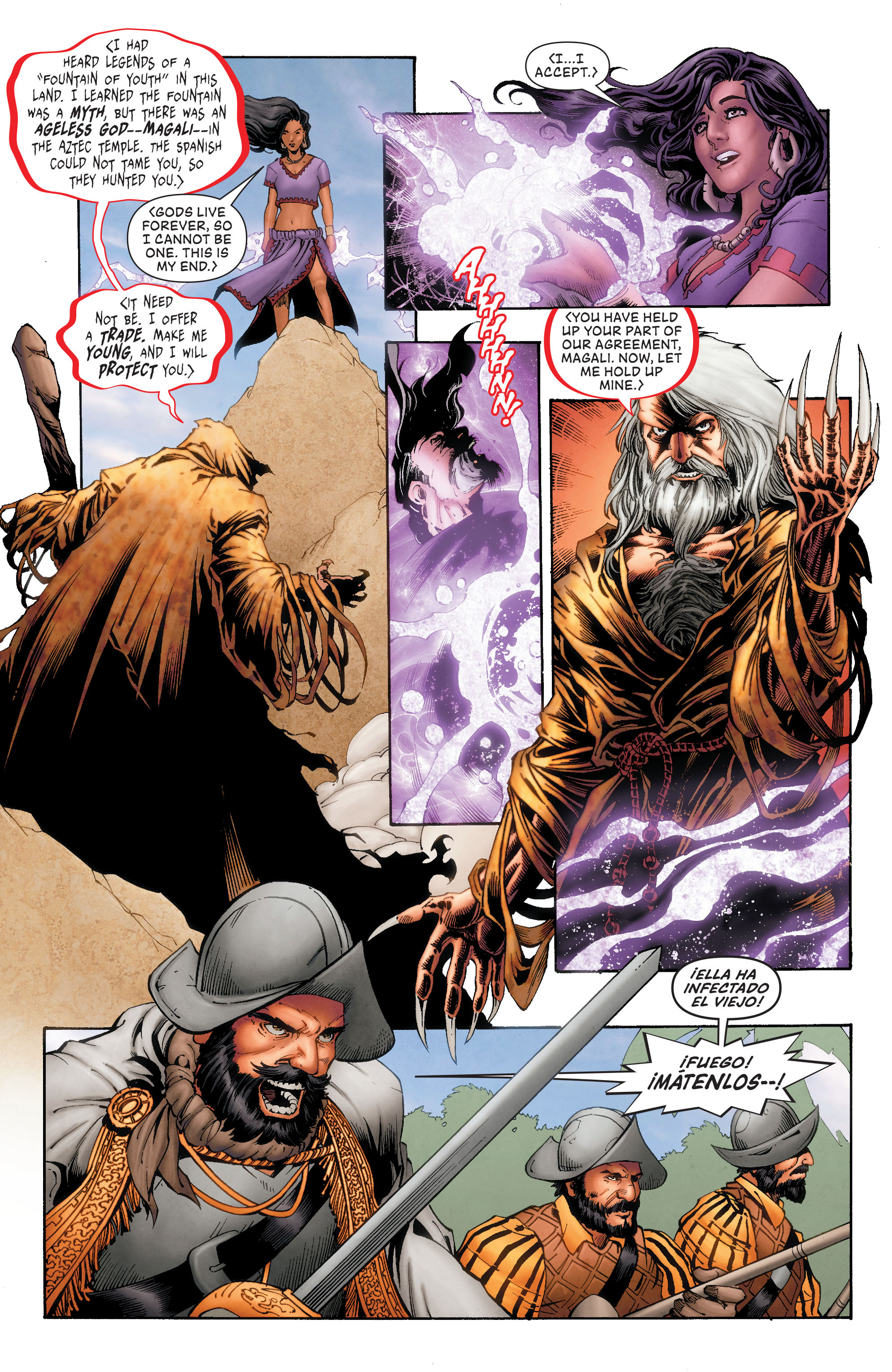 Read online The Flash (2011) comic -  Issue # Annual 4 - 6