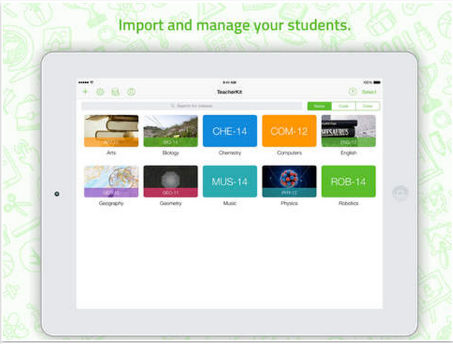 some wonderful ipad apps for organizing your class educational