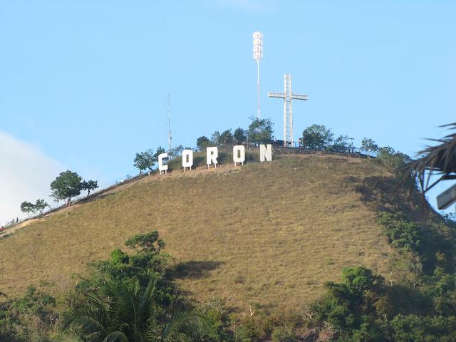 mount tapyas coron philippines