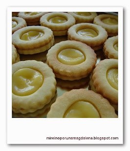 Galletas de Lemon Curd