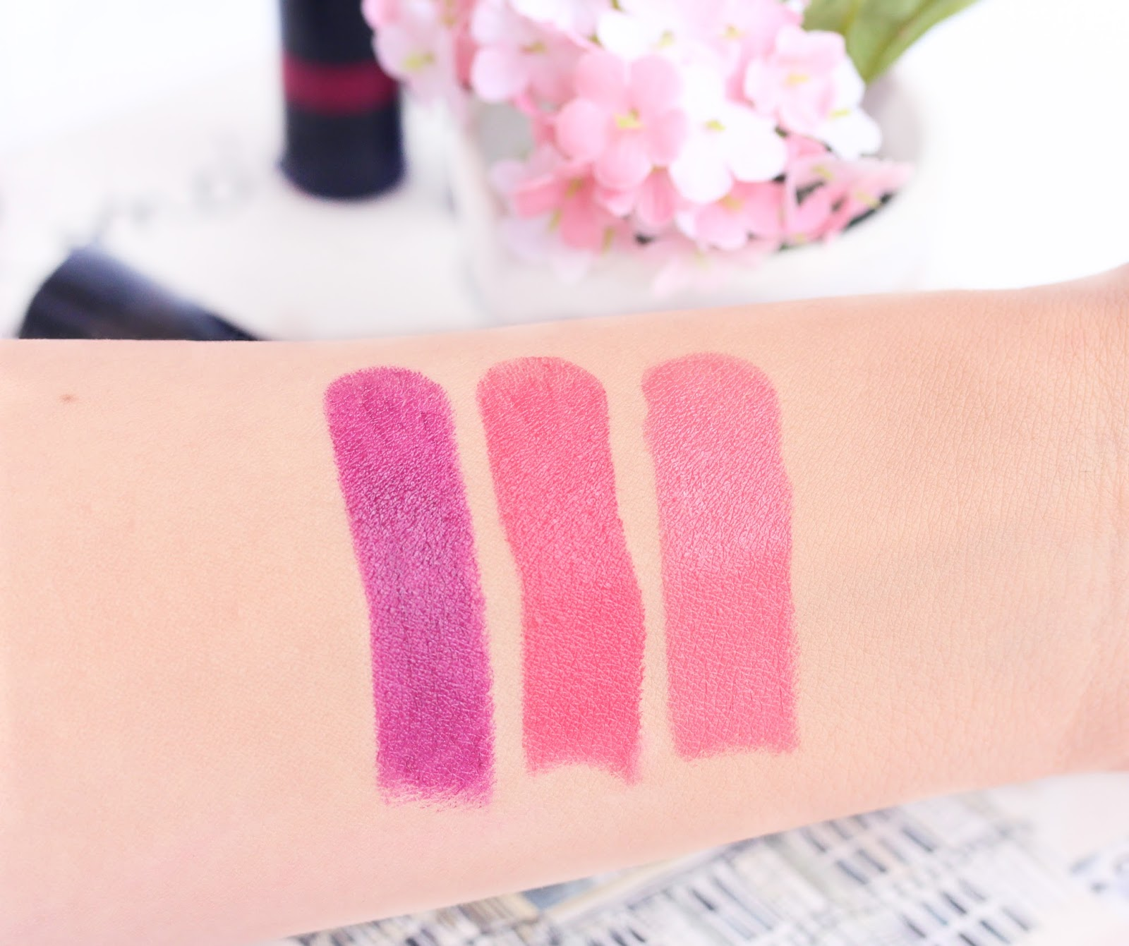 Rimmel The Only 1 Lipsticks Swatches