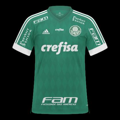 f39d1993b0 GT Camisas  Camisas Palmeiras 2015   2016 - Home