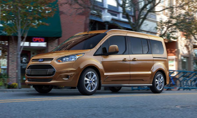 2014 Ford Transit Connect Wagon Test Drive
