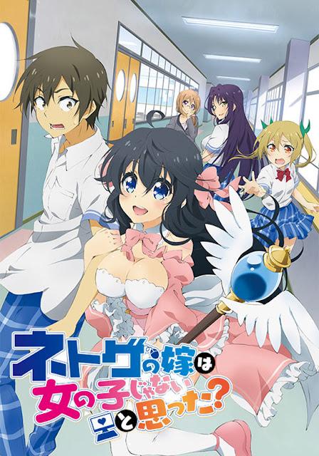 Netoge no Yome wa Onnanoko ja Nai to Omotta | 12/12 | HD 720p | MEGA