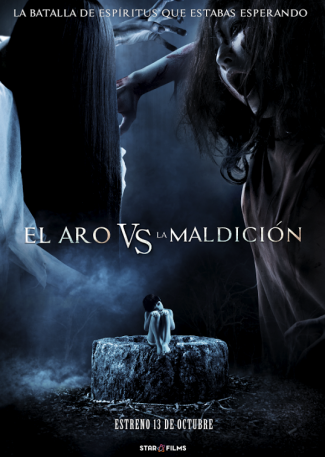 El Aro vs La Maldición (2016) [BRrip 1080p] [Latino] [Terror]