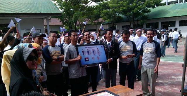 KPU Jadikan SMAN 6 Palopo Sekolah Percontohan