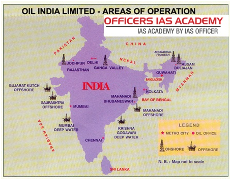 oil wells in india
