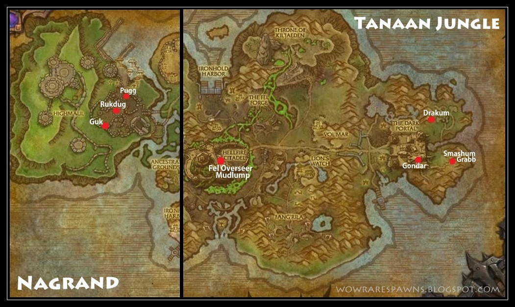 how to get to draenor 7.3.5