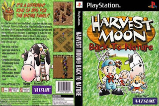 Harvest Moon Back to Nature (1999)