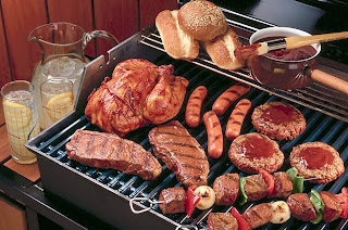 Grilling - Summer parties - BBQ