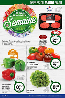 Catalogue Aldi 24 au 29 Juillet 2017