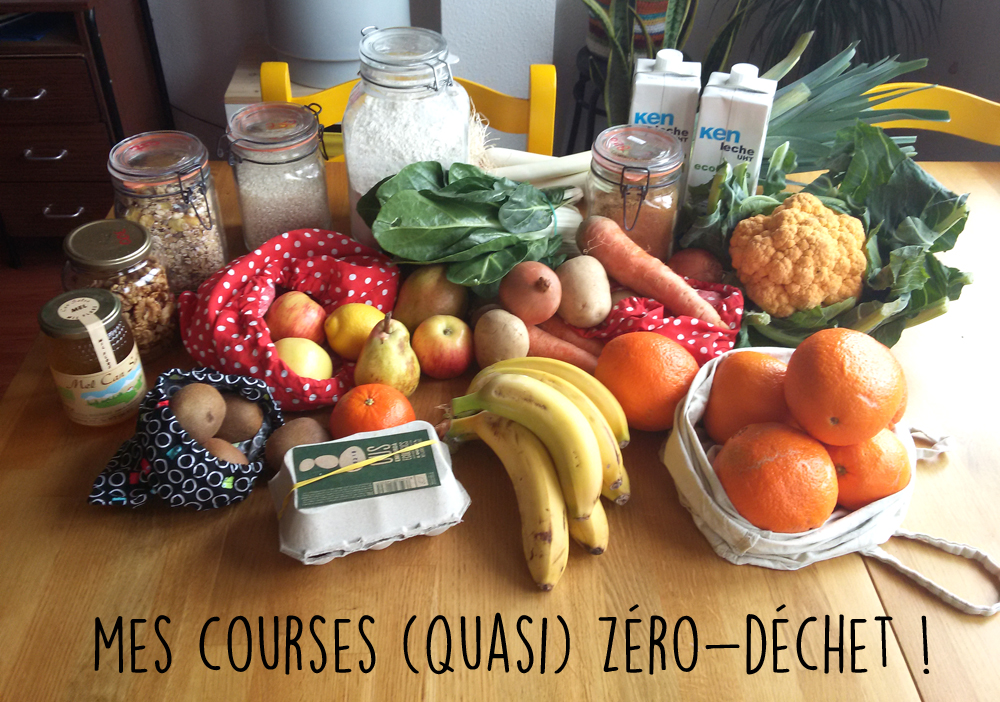 Rocket juice mes courses quasi z ro d chet for Cuisine zero dechet