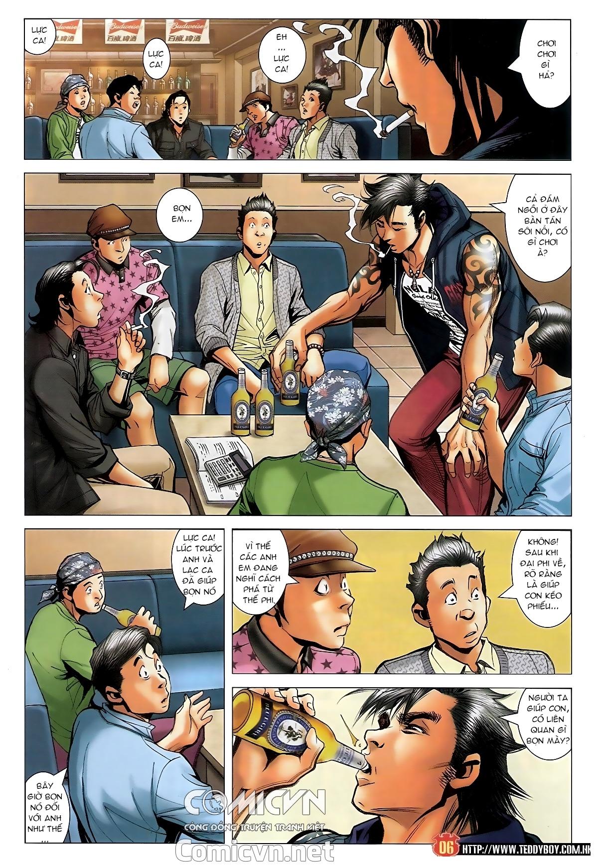 Người Trong Giang Hồ - Chapter 1551: Phong phạm Tọa Quán - Pic 5