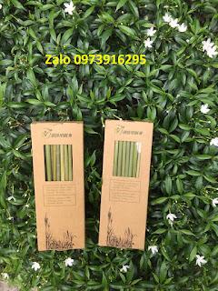 mua ống hút cỏ bàng xuất khẩu