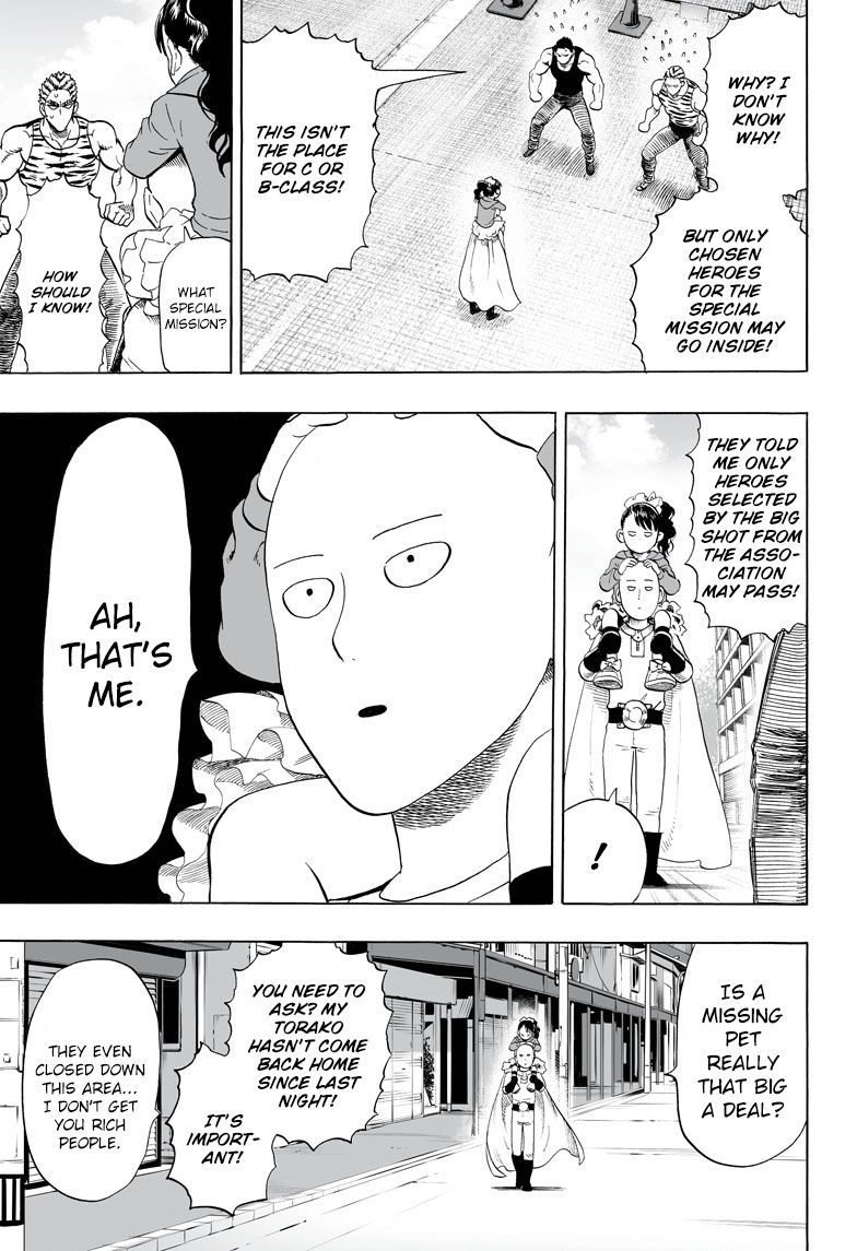 Onepunch-Man - Chapter 74