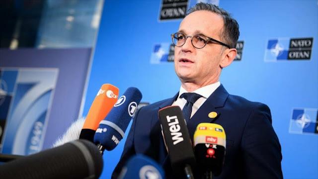 """Alemania ve """"necesario"""" acuerdo nuclear para seguridad de Europa"""