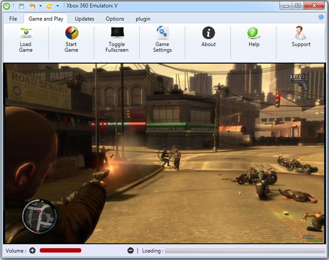 XBOX 360 EMULATOR ~ hack for games