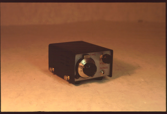 80 Metre Direct Conversion Receiver