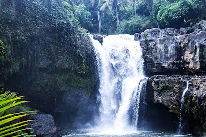 Air Terjun Tegenungan, Tempat Wisata Alam di Sukawati Bali