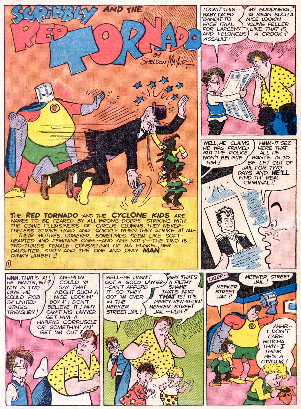 Read online All-American Comics (1939) comic -  Issue #33 - 18