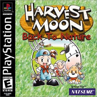Harvest Moon PSX
