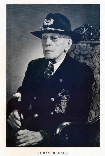 Hiram R. Gale - The Last Civil War Veteran of the Pacific Northwest