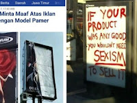 Tak Perlu Iklan Seronok Untuk Menjual Produk Bagus