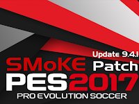 Update Patch PES 2017 dari SMoKE 9.4.1