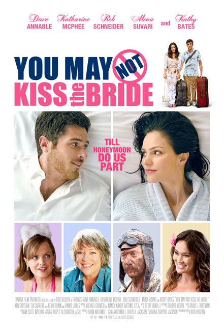You May Not Kiss The Bride Movie
