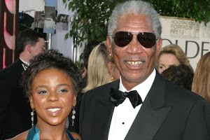 Granddaughter fake Morgan Freeman is killed with a knife, says paper