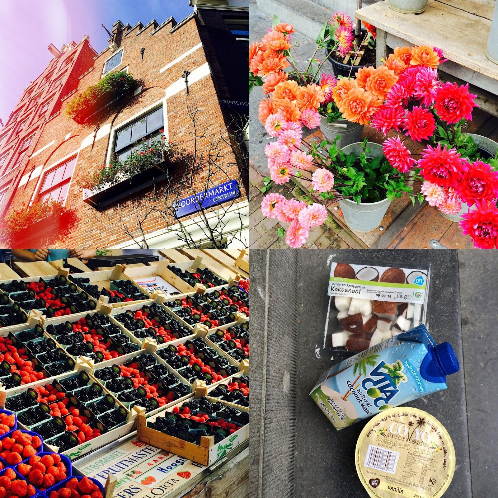Amsterdam Hotspot Guide markets