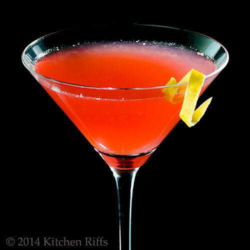 Kitchen Riffs: The Rum Daisy Cocktail