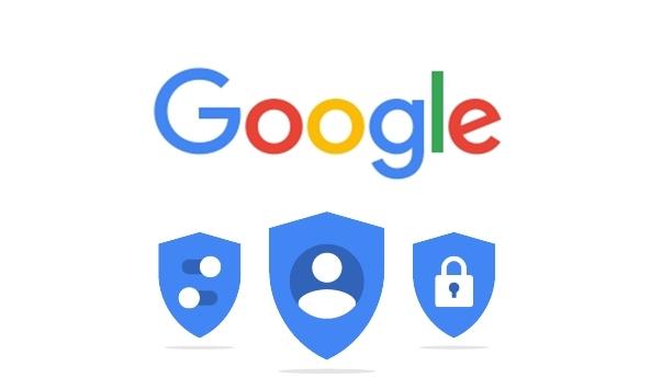 Logo keamanan Google