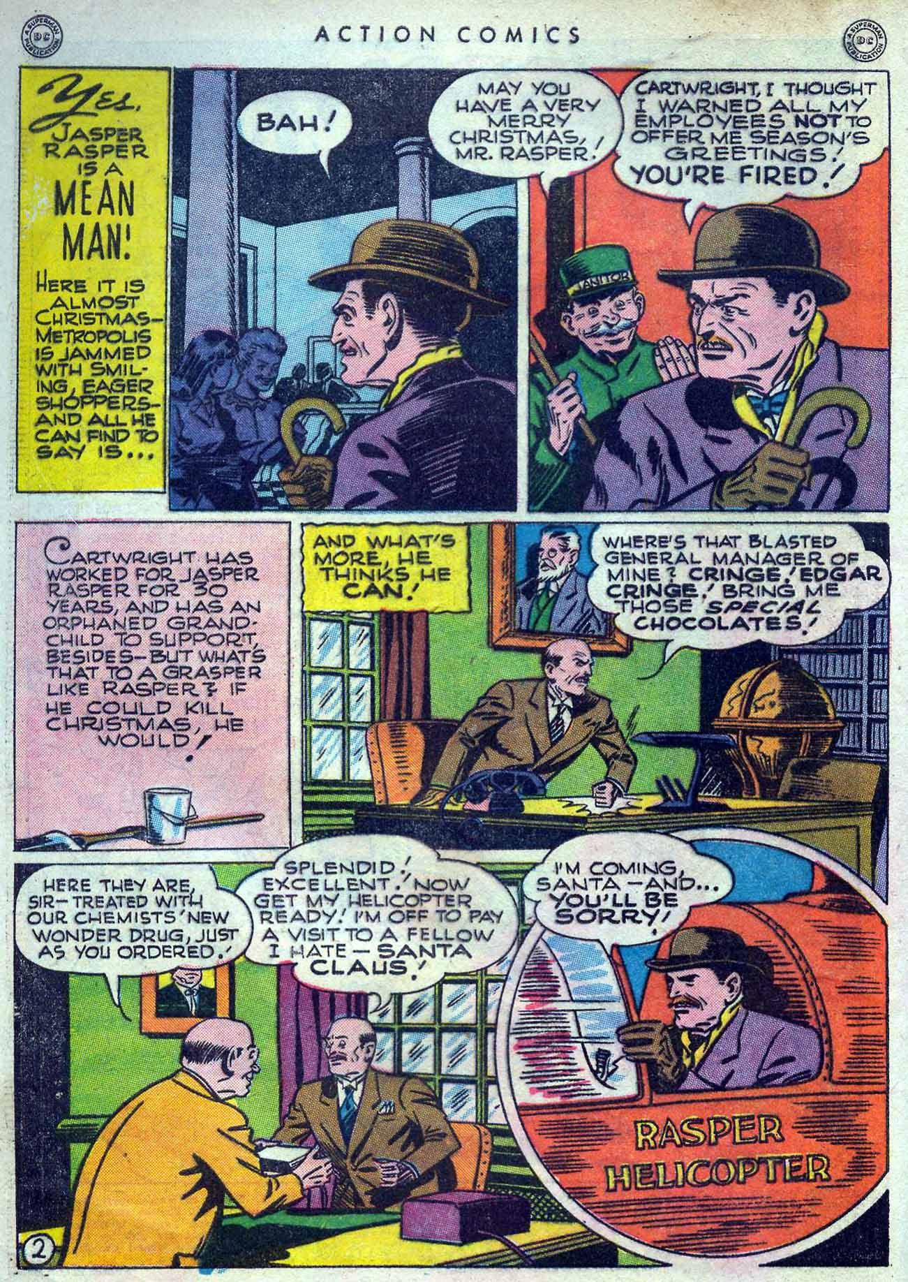 Action Comics (1938) 105 Page 3