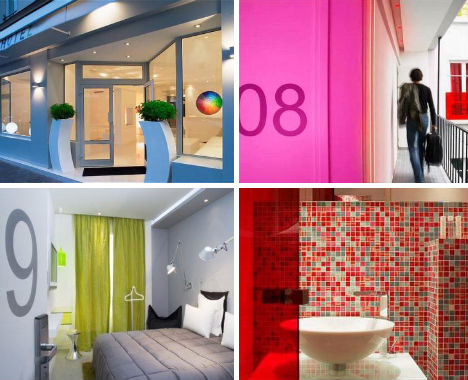 Urbanascidades hot is inusitados na fran a for 8 design hotel