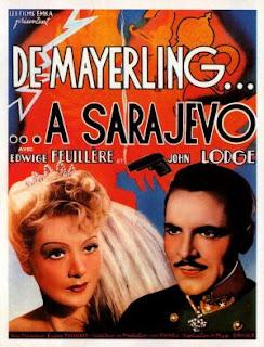 De Mayerling a Sarajevo (1940) Drama con Edwige Feuillère