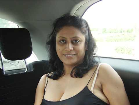 Desi horny aunty with young boy dirty talk in hindi - 1 4